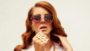 Lana Del Rey Widescreen