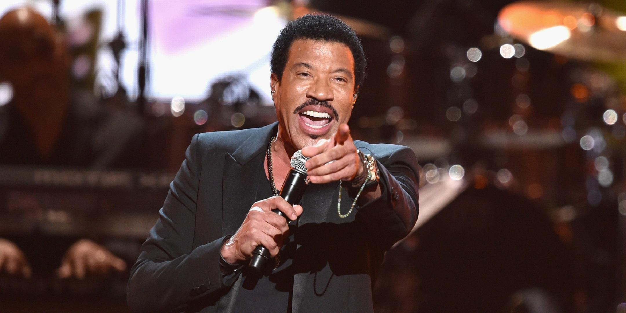 Lionel Richie High Definition