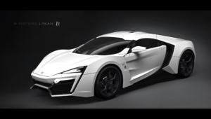 Lykan Hypersport Images
