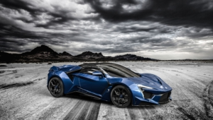Lykan Hypersport Photos