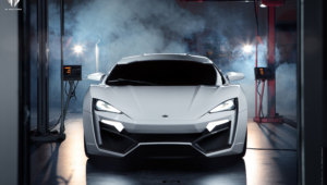 Lykan Hypersport Hot
