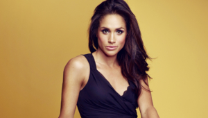 Meghan Markle Background
