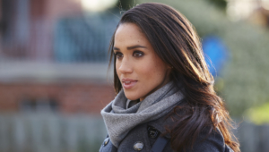 Meghan Markle Hairstyle