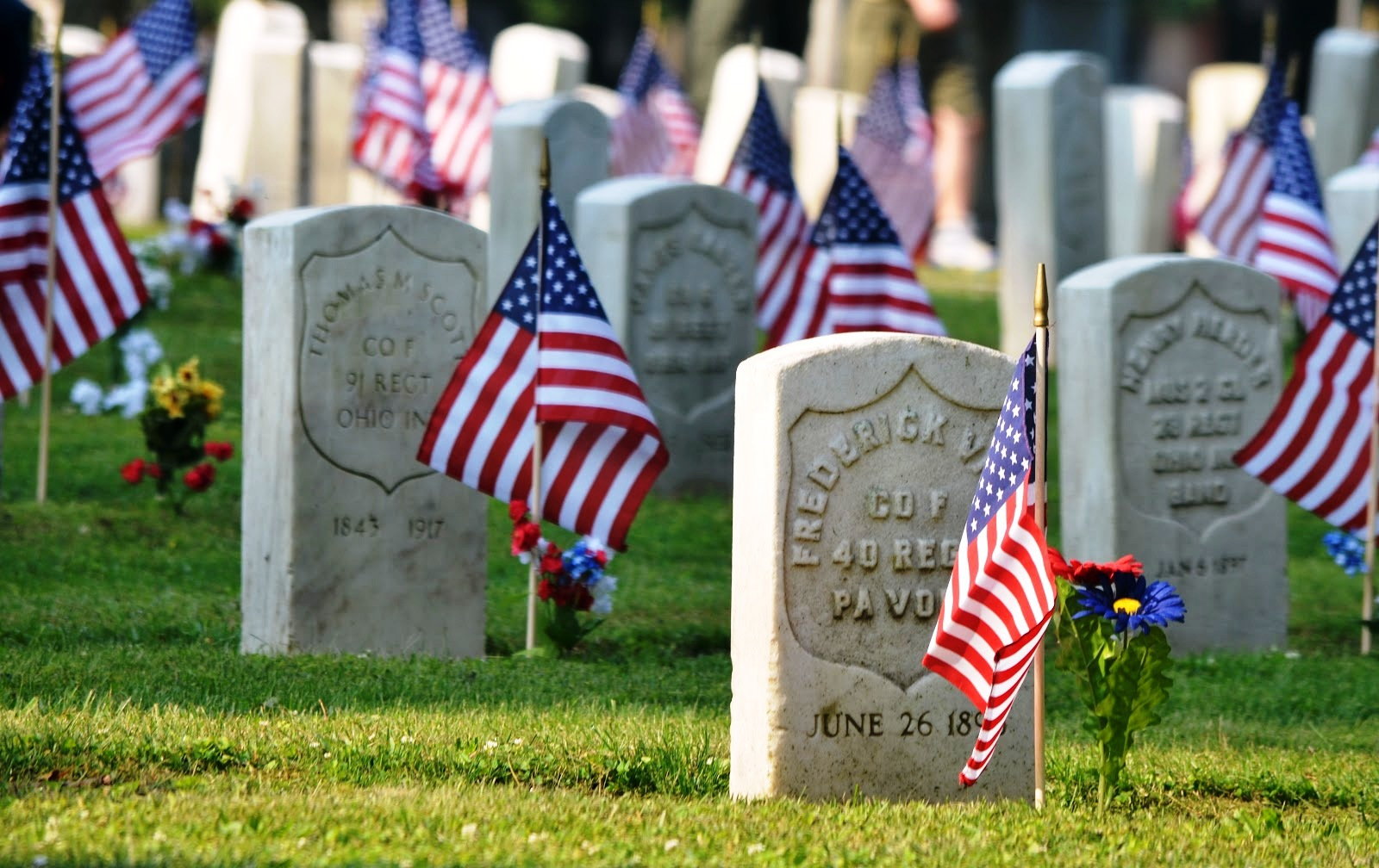 Memorial Day High Definition Wallpapers