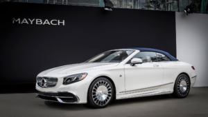 Mercedes Maybach S 650 Desktop Wallpaper