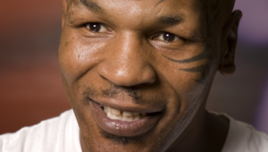 Mike Tyson Desktop For Iphone