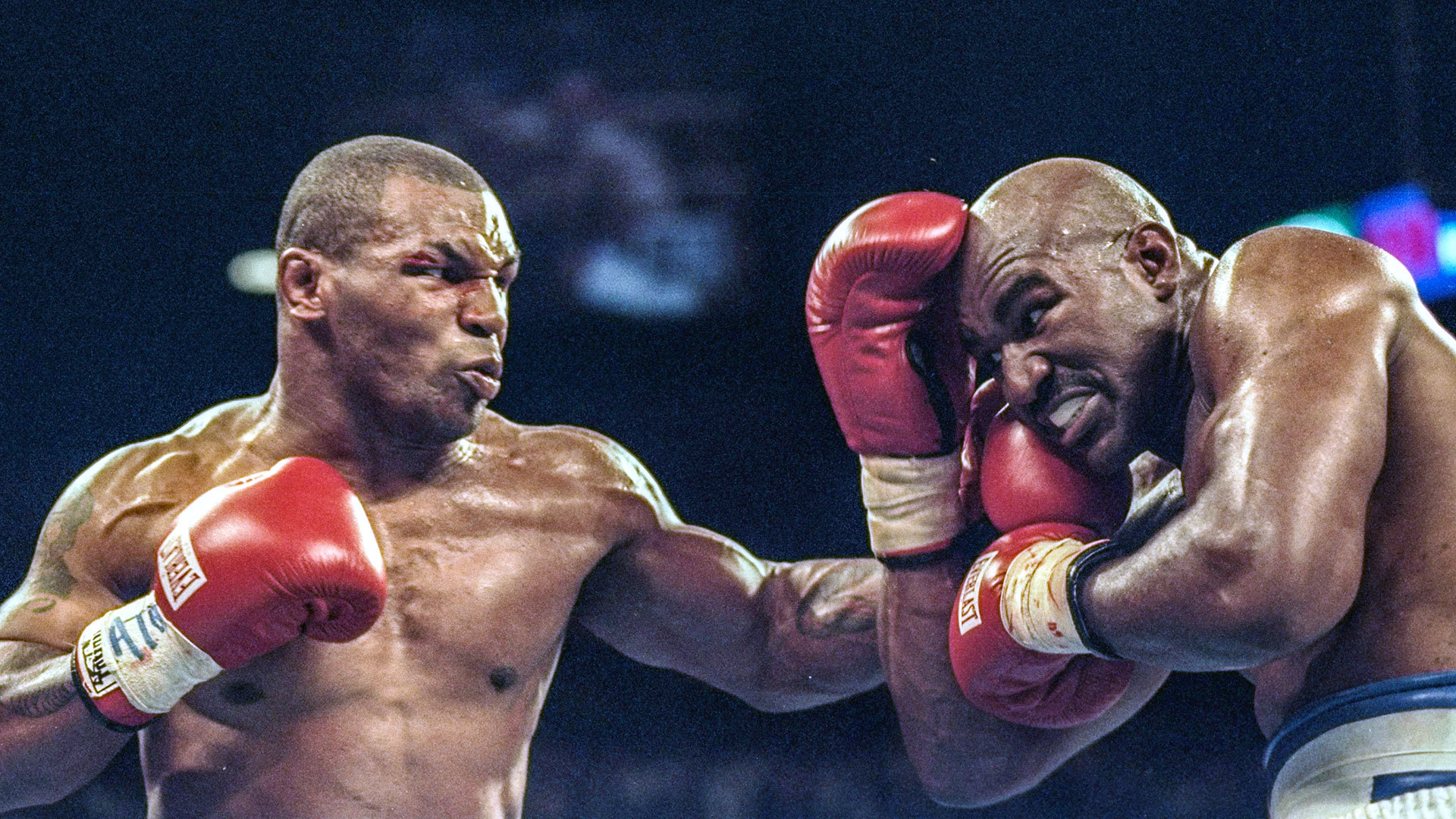 Mike Tyson Widescreen
