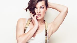 Milla Jovovich Images