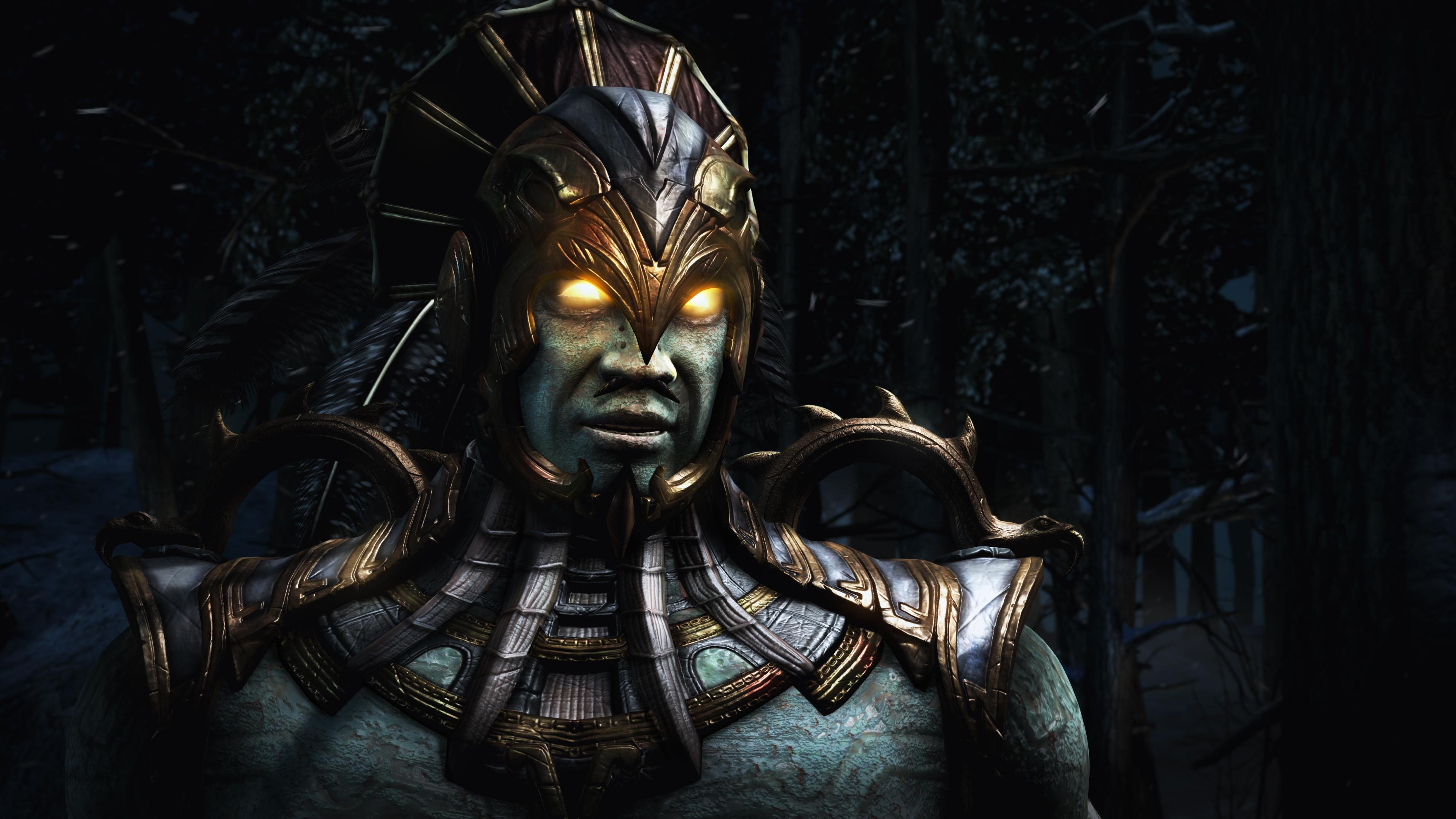 Mortal Kombat X Game