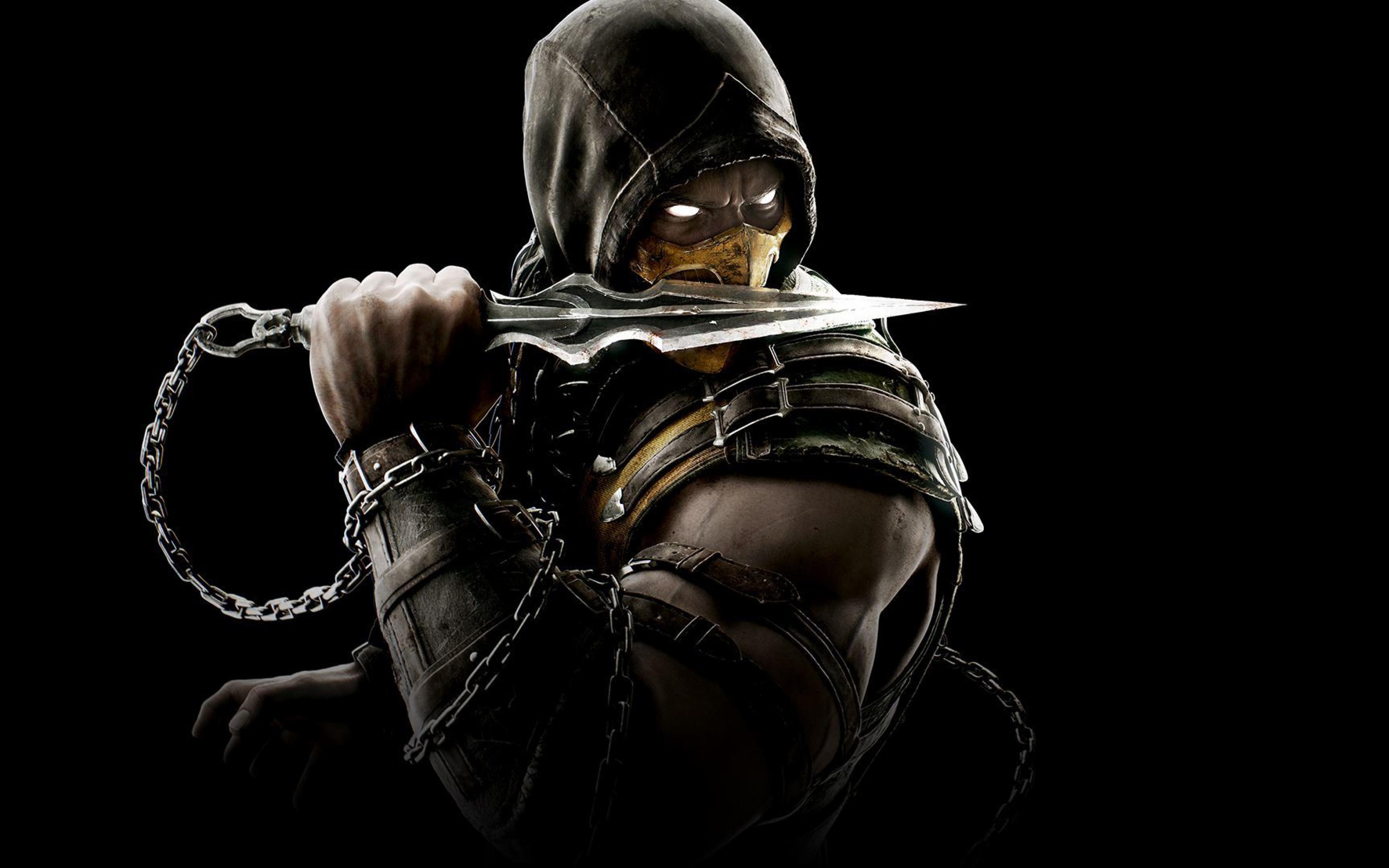 Mortal Kombat X Hd Background