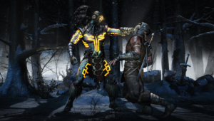 Mortal Kombat X High Definition Wallpapers