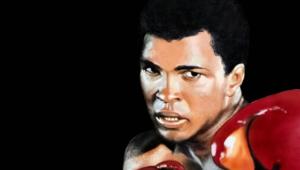 Muhammad Ali Hot
