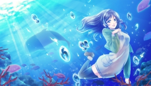 Nagi No Asukara Game