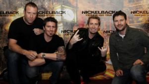 Nickelback Hd Wallpaper