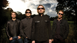 Nickelback High Definition