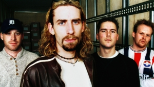 Nickelback High Quality Wallpapers