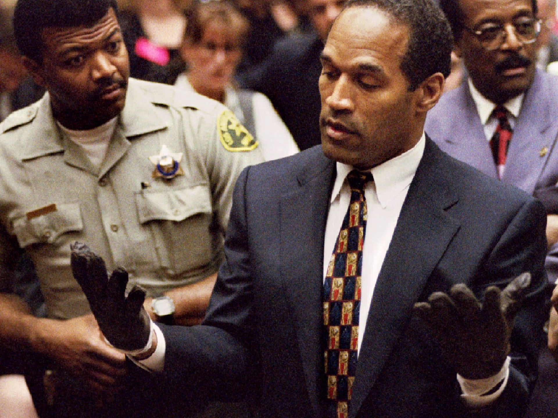 an analysis of oj simpson double murder trial The most disturbing things oj simpson did after his trial about being acquitted of double witness in simpson's murder trial and claimed to have.