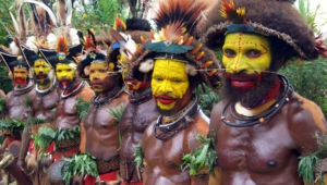 Papua New Guinea Background