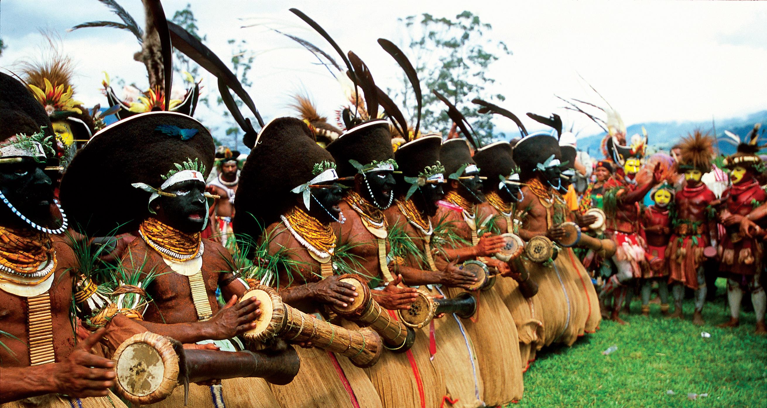 Papua New Guinea Hd Desktop