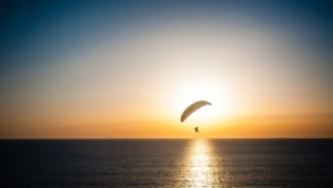 Paragliding Widescreen
