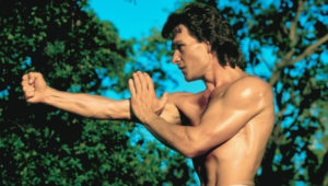 Patrick Swayze Sexy Wallpapers