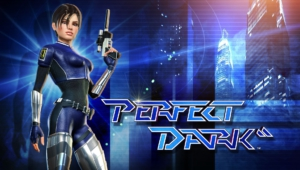 Perfect Dark Background