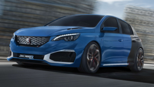 Peugeot 308 R Pictures