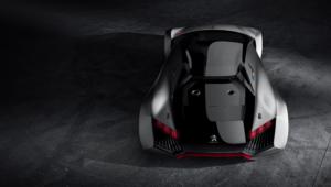 Peugeot Vision Gran Turismo Wallpaper