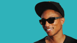 Pharrell Williams Sexy Wallpapers