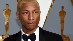 Pharrell Williams For Desktop
