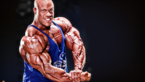 Phil Heath Background