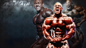 Phil Heath Computer Wallpaper