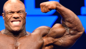 Phil Heath Wallpapers Hd