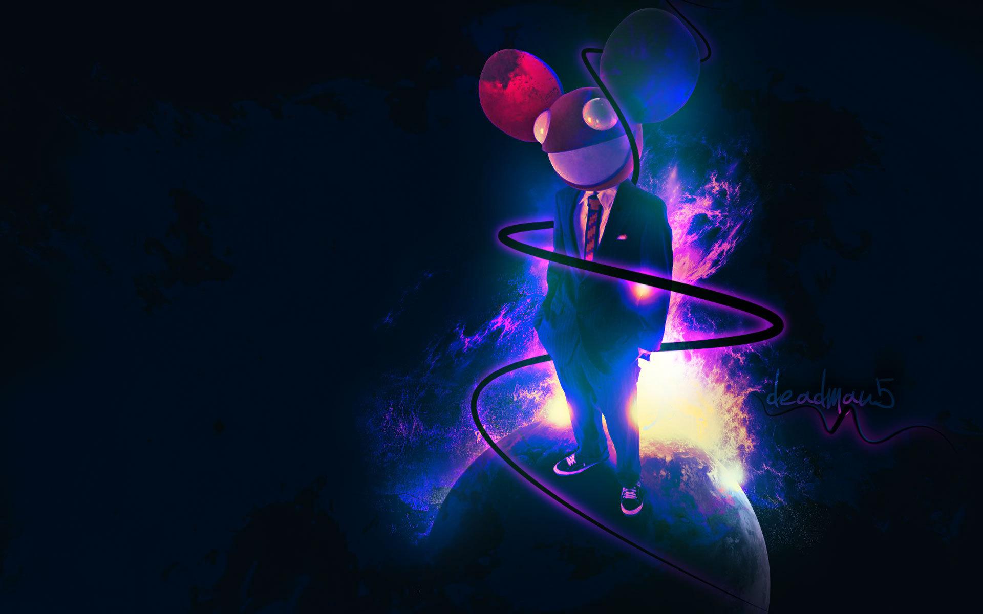 Pictures Of Deadmau5
