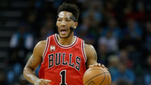 Pictures Of Derrick Rose