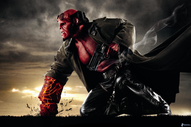 Hellboy Free