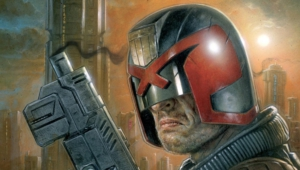 Pictures Of Judge Dredd