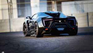 Pictures Of Lykan Hypersport
