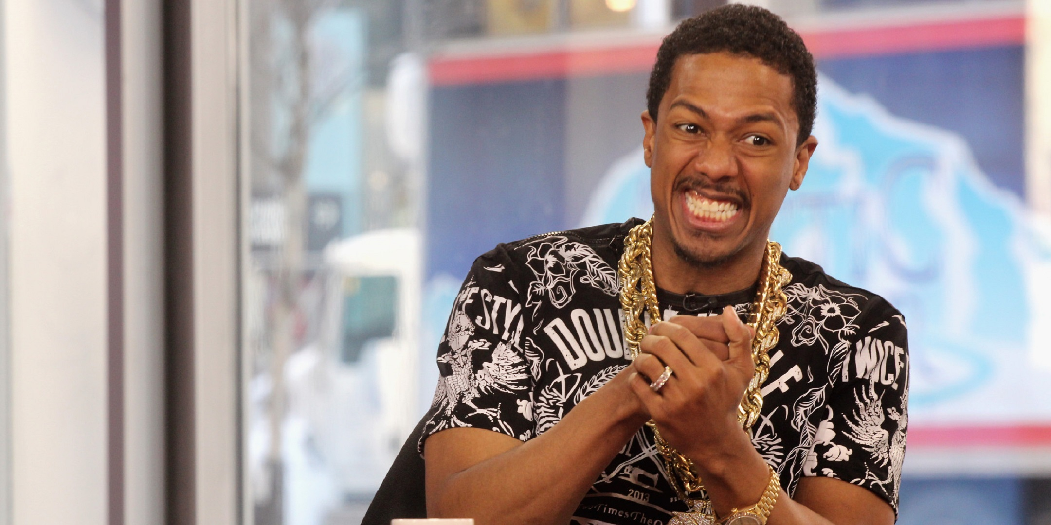 Pictures Of Nick Cannon