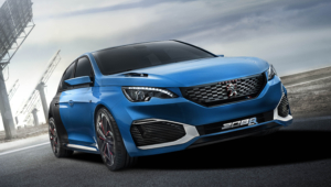 Pictures Of Peugeot 308 R
