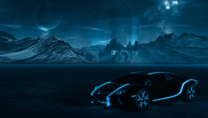 pictures of tron lamborghini aventador - Tron Lamborghini Aventador Wallpaper