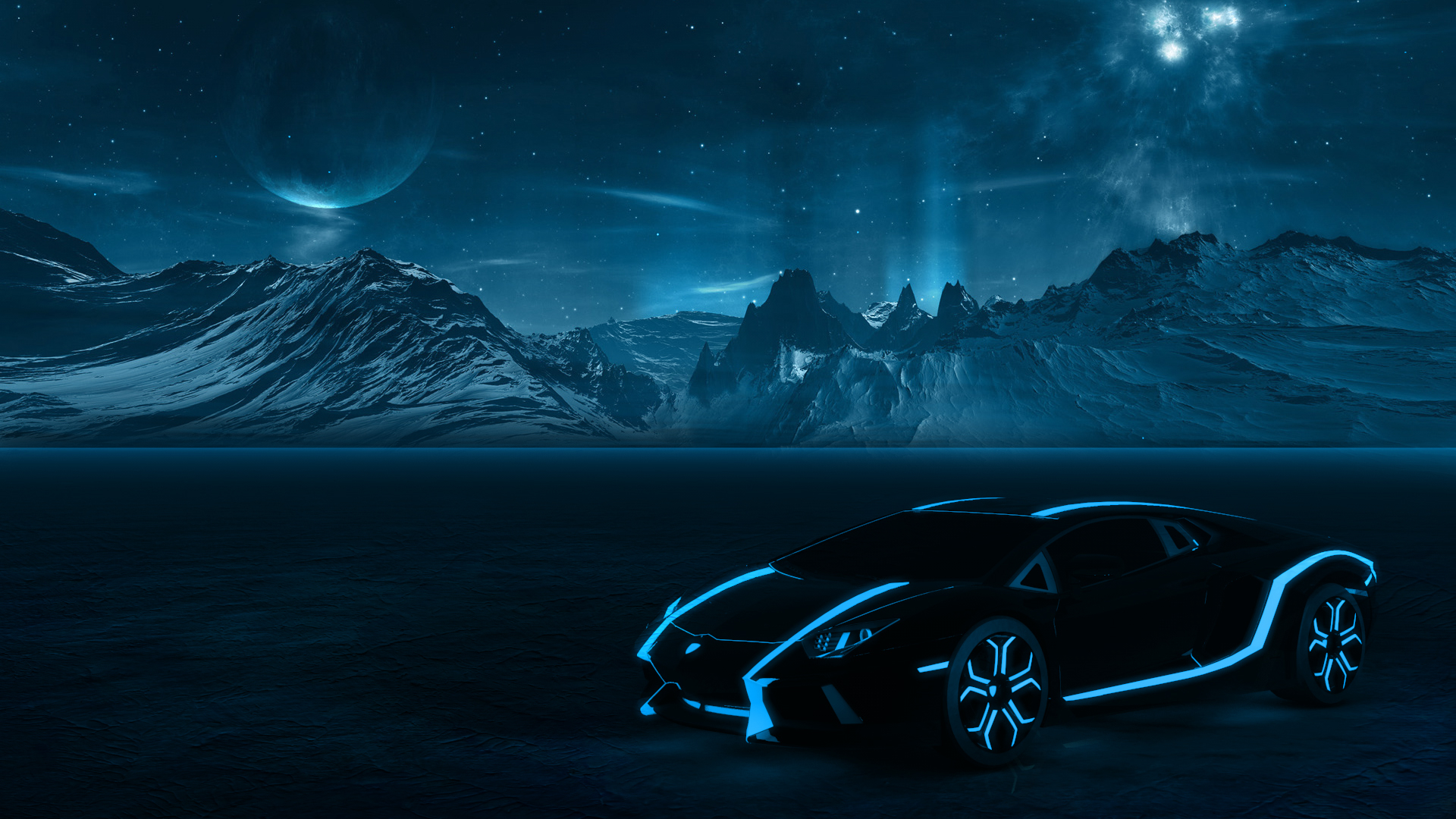 tron lamborghini aventador wallpapers images photos pictures backgrounds. Black Bedroom Furniture Sets. Home Design Ideas