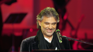 Pictures Of Andrea Bocelli