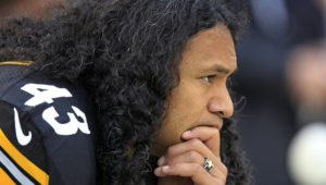 Pictures Of Troy Polamalu