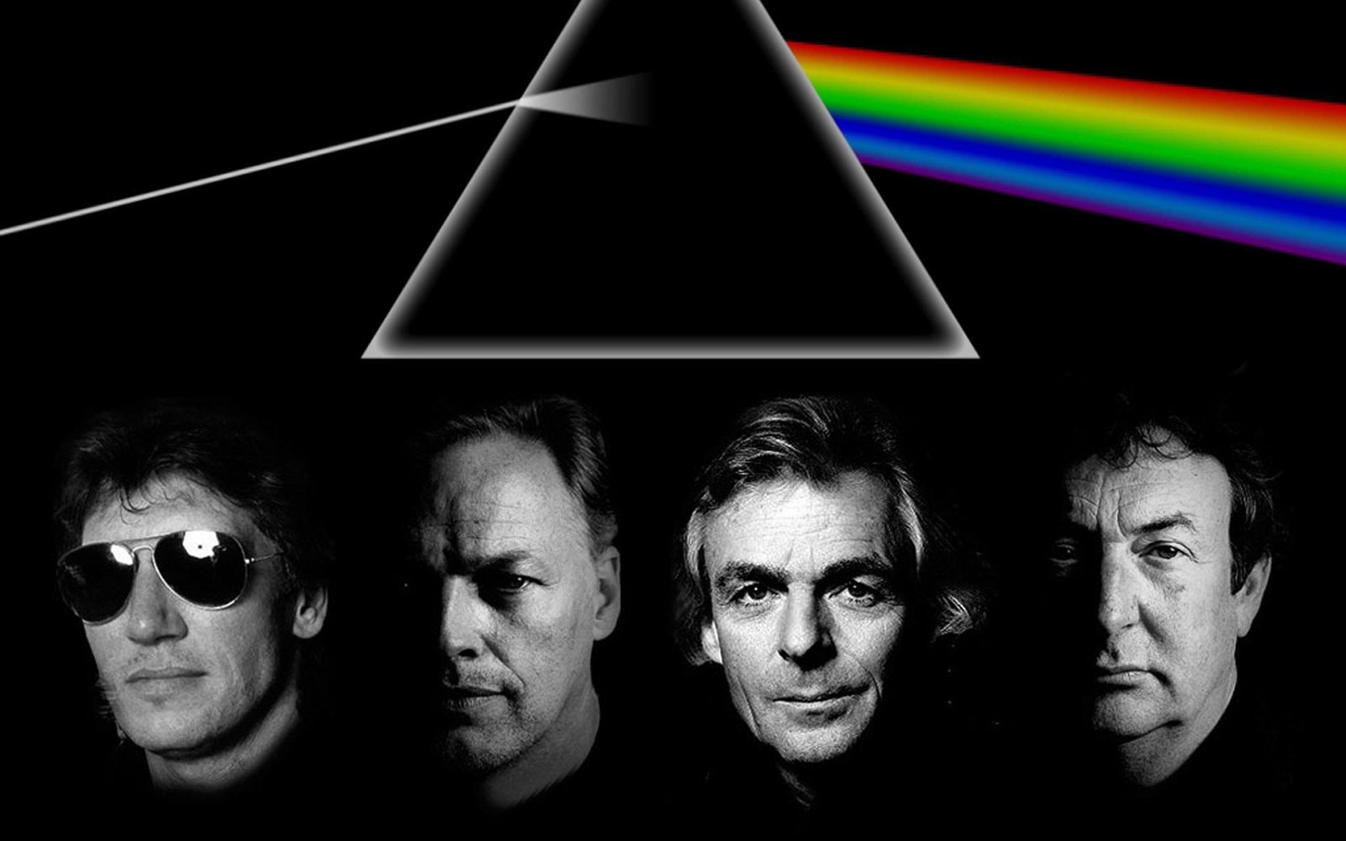 a history of how the british band pink floyd started and ended Classic rock bands: profiling the history of known as pink floyd started by performing effects established the band as the british epicenter.