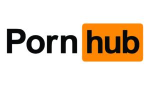 Pornhub White Logo