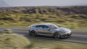 Porsche Panamera Executive Wallpaper