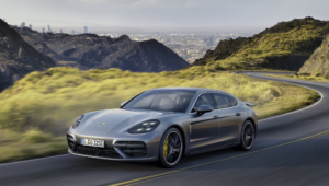 Porsche Panamera Executive Wallpapers Hd