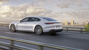 Porsche Panamera Executive Widescreen