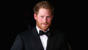 Prince Henry Of Wales Makeup